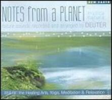 Notes from a Planet - CD Audio di Deuter