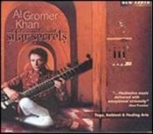 Sitar Secrets - CD Audio di Al Gromer Khan