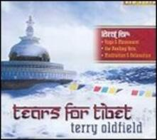 Tears for Tibet - CD Audio di Terry Oldfield