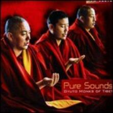Pure Sounds - CD Audio di Gyuto Monks of Tibet