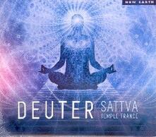 Sattva Temple Trance - CD Audio di Deuter