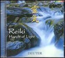 Reiki Hands of Light - CD Audio di Deuter