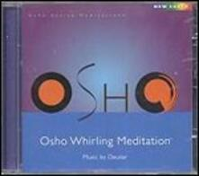Deuter. Whirling Meditation - CD Audio