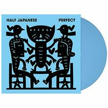 Perfect (Blue Vinyl) - Vinile LP di Half Japanese