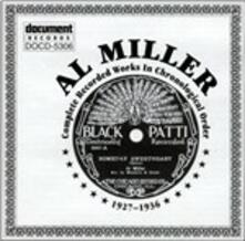 Complete Works 1927-1936 - CD Audio di Al Miller