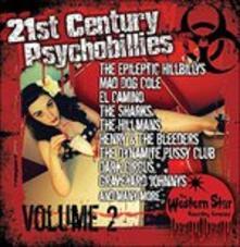 21st Century Psychobillies vol.2 - CD Audio