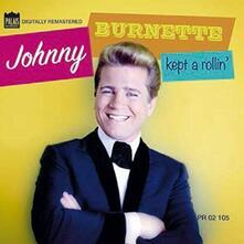 Johnny Burnette Kept A - CD Audio di Johnny Burnette