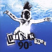 Punk Goes 90's - CD Audio
