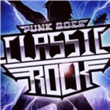 Punk Goes Classic Rock - CD Audio