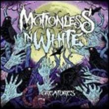Creatures - CD Audio di Motionless in White