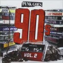 Punk Goes 90s 2 - CD Audio