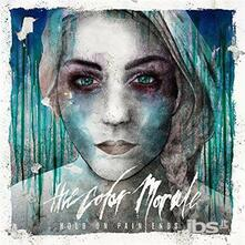 Hold On Pain Ends - CD Audio di Color Morale
