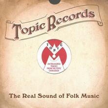 Topic Records - CD Audio