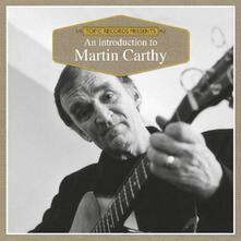 An Introduction to - CD Audio di Martin Carthy