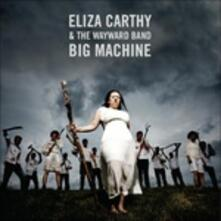 Big Machine - CD Audio di Eliza Carthy,Wayward Band