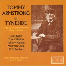 Tommy Armstrong of Tynesi - CD Audio