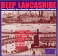 Deep Lancashire - CD Audio