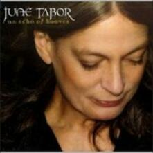 An Echo of Hooves - CD Audio di June Tabor