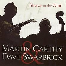 Straws in the Wind - CD Audio di Martin Carthy,Dave Swarbrick