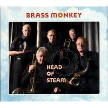 Head of Steam - CD Audio di Brass Monkey