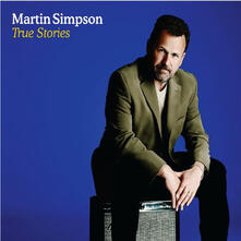 True Stories - CD Audio di Martin Simpson