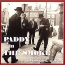 Paddy in the Smoke Irish - CD Audio