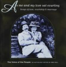 As Me and My Love Sat Cou - CD Audio