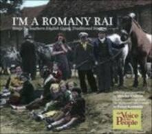 I'm a Romany Rai - CD Audio