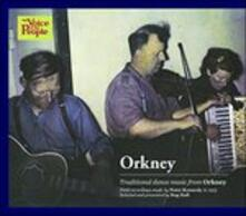 Orkney -Traditional - CD Audio