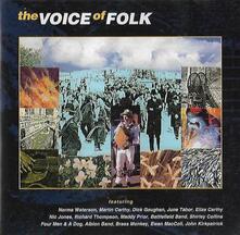 The Voice of Folk - CD Audio