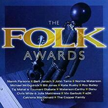 The Folk Awards - CD Audio