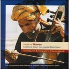 Music of Makran - CD Audio