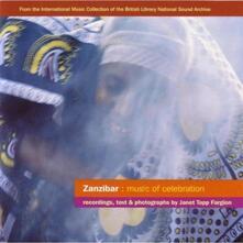 Zanzibar - CD Audio