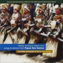 Papua New Guinea-Healing - CD Audio