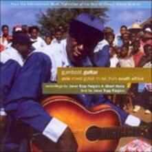 Gumboot Guitar - CD Audio