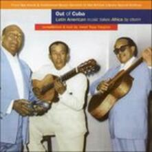 Out of Cuba - CD Audio