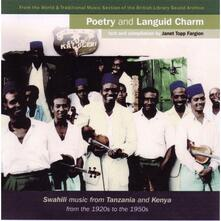 Poetry & Languid Charm - CD Audio