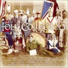Definitive Folk Collectio - CD Audio