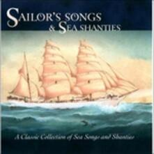 Sailor's Songs and Sea - CD Audio