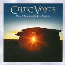 Celtic Voices - CD Audio