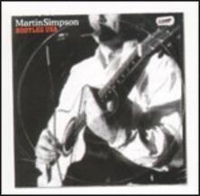 Bootleg USA - CD Audio di Martin Simpson