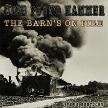Barn's on Fire Live in Kentucky - CD Audio di Nine Pound Hammer