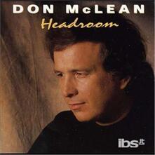 Headroom - CD Audio di Don McLean