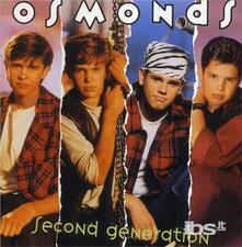 Second Generation - CD Audio di Osmonds