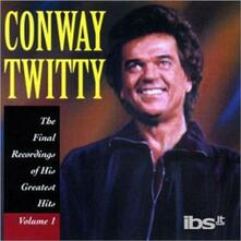 Greatest Hits vol.1 - CD Audio di Conway Twitty