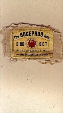 Bocephus Box Set - CD Audio di Hank Williams Jr.
