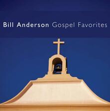 Gospel Favorites - CD Audio di Bill Anderson