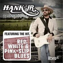 127 Rose Avenue - CD Audio di Hank Williams Jr.