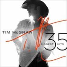 35 Biggest Hits - CD Audio di Tim McGraw