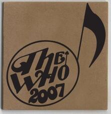 Live. 3-11-07 - Uniondale ny - CD Audio di Who